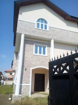 6 Bedroom Semi-detached Duplex with a Penthouse, Off Alpha Beach Road, Lekki, Lagos, House for Rent