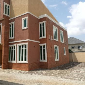 Newly Built 3 Bedroom Terrace Houses with a Room Bq, Greenville Estate, Ado, Ajah, Lagos, Terraced Duplex for Rent