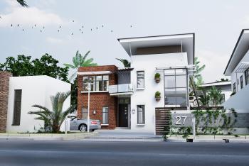 5 Bedroom Detached Duplex with Maids Room, Egbu-naze Road, Off Owerri-aba Expressway, Nekede, Owerri, Imo, Detached Duplex for Sale