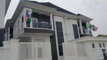 Brand New 4 Bedroom Semi-detached House with Bq, Osapa, Lekki, Lagos, Semi-detached Duplex for Sale