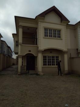 4 Bedroom Semi Detached Duplex with a Room Bq, Gra, Magodo, Lagos, Detached Duplex for Sale