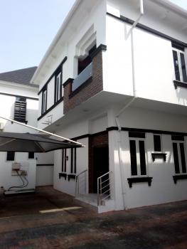 Brand New 5 Bedroom Duplex with Bq, Idado, Lekki, Lagos, Semi-detached Duplex for Sale