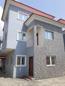 Massive 4 Bedroom All En Suite Semi Detached Duplex with 3 Bedroom Penthouse with a Bq and a Mini Flat Sitting on 500sqm, Off Fola Oshibo, Lekki Phase 1, Lekki, Lagos, Semi-detached Duplex for Sale