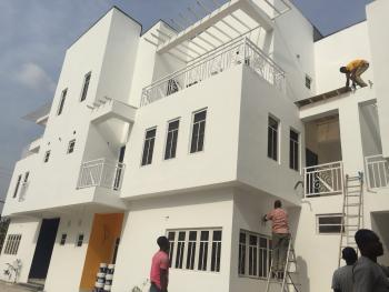 Private Luxury Estate of 5 Terraces, Katampe Road, Jahi, Abuja, Terraced Duplex for Sale