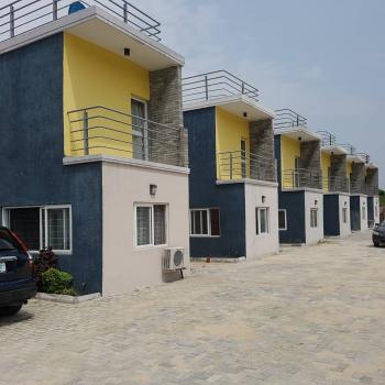 Newly Built & Exquisitely Finished One Bedroom Apartment, Oceanbay Estate, Chevron Right Hand Side, Lafiaji, Lekki, Lagos, Mini Flat for Sale