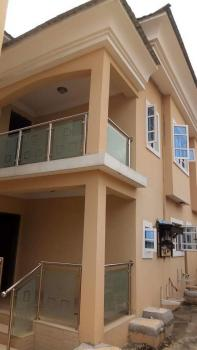 Luxury & Spacious 4 Bedroom Duplex +  in an Estate, Adeniyi Jones, Ikeja, Lagos, Semi-detached Duplex for Rent
