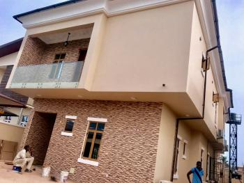 Well Renovated 5 Bedroom Detached House with a Swimming Pool and Two Rooms Bq, Lekki, Lagos, House for Rent