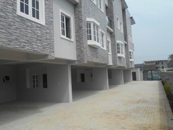 Luxury 4 Bedroom Terrace Duplex with Excellent Facilities, Ikate Elegushi, Lekki, Lagos, Terraced Duplex for Sale