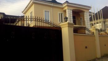 Five (5) Bedrooms Detached House with 2 Room Bq, Off Sobo Arobiodu Street, Ikeja Gra, Ikeja, Lagos, Detached Duplex for Rent