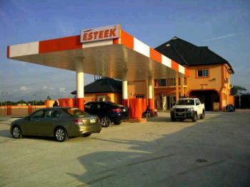a Modern Filling Station, Along Pti Road, Warri, Delta, Filling Station for Sale