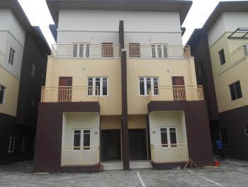 Luxury 3 Bedroom Flat Apartment with Bq, Maple Court, Galadina Estate, Ikate Elegushi, Lekki, Lagos, Flat for Rent