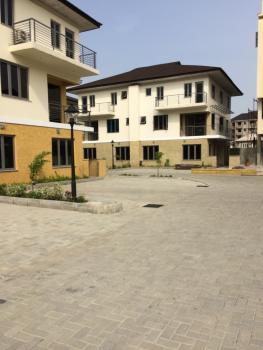 Newly Built 4 Bedrooms Duplex with Boys Quarters, Dele Adedeji Str, Off Durosimieti, Lekki Phase 1, Lekki, Lagos, Terraced Duplex for Rent