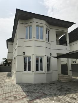 Brand New 4 Bedroom Detached Duplex + 1 Room Bq, Lekki Phase 1, Lekki, Lagos, Detached Duplex for Rent