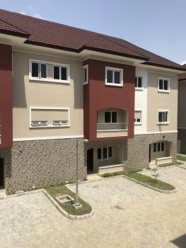 Brand New 3 Bedroom Terraced Duplex + 1 Room Bq, Osapa, Lekki, Lagos, Terraced Duplex for Sale