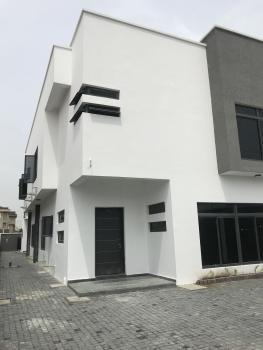 New Contemporary 5 Bedroom Semi Detached Duplex + 2 Rooms Bq, Lekki Phase 1, Lekki, Lagos, Semi-detached Duplex for Sale