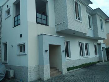 Luxury 5 Bedroom + Bq, Off Admiralty Way, Lekki Phase 1, Lekki, Lagos, Semi-detached Duplex for Rent