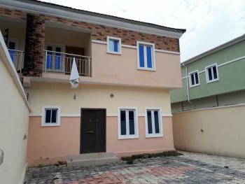 Classic 4 Bedroom Terraced Duplex, Osapa, Lekki, Lagos, Terraced Duplex for Rent