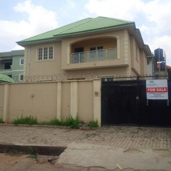 Tastefully Finished 4 Bedroom Detached Duplex with a Room Bq, Phase 1, Gra, Magodo, Lagos, Detached Duplex for Sale