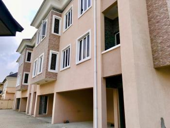 Four Bedroom Terrace with a Room Bq, Lekki Phase 1, Lekki, Lagos, House for Rent