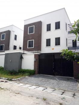5 Bedroom Semi- Detached Duplex with a Maids Room, Lekki Phase 1, Lekki, Lagos, Semi-detached Duplex for Sale