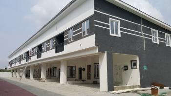 Brand New Serviced Four  Bedroom Terrace Duplex, Lafiaji, Lekki, Lagos, Terraced Duplex for Sale