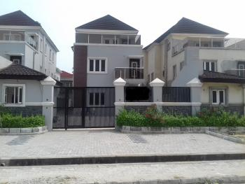 4 Bedroom Fully Detached House, All Rooms En Suite, with 1 Room Bq and Swimming Pool, Lekki Phase 1, Right Side, Lekki Expressway, Lekki, Lagos, Detached Duplex for Sale