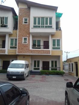 4 Bedroom Terrace House; All Room En Suite, with 1 Room Bq, Lekki, Lagos, Terraced Duplex for Sale
