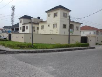 4 Bedroom Fully Detached Corner Piece House; All Room En Suite, with 1 Room Bq, Lekki, Lagos, Detached Duplex for Sale