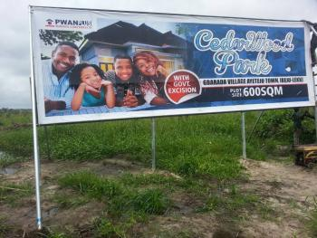 Buy and Build Cedarwood Gardens, Eluju,lekki, Olive Court Estate, Ayeteju Town, 5min Off Lekki Epe Expressway, Eluju, Ibeju Lekki, Lagos, Mixed-use Land for Sale