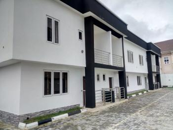 Newly Built and Well Finished 3 Bedroom Terrace Duplex with Bq, Ikota Villa Estate, Lekki, Lagos, Terraced Duplex for Sale