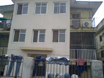 a Lovely Fairly Used Mini Flat in a 2 Storey Building, Obadiah, Off Community Road, Akoka, Yaba, Lagos, Mini Flat for Rent