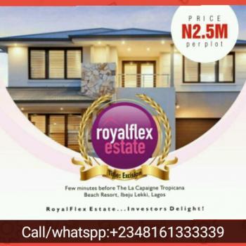 Royal Flex Estate 2, Free Trade Zone, Ibeju Lekki, Lagos, Residential Land for Sale