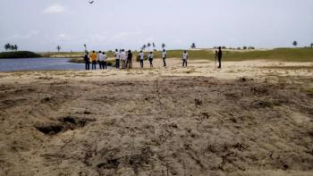 Vopnu City Empire Ibeju Lekki Opposite Golf Course, Ibeju Lekki, Lagos, Land for Sale