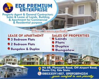 Land, Benin, Oredo, Edo, Commercial Land for Sale