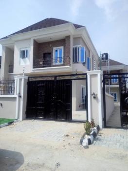 5 Bedroom Fully Detached House, Just Before Chevron, Idado, Lekki, Lagos, Detached Duplex for Sale