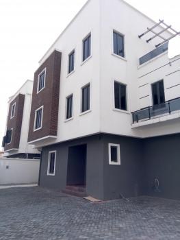 Newly Built 5 Bedroom Semi Detached Duplex with a Room Bq, Fitted Kitchen, Swimming Pool, Etc, Lekki Phase 1, Lekki, Lagos, Semi-detached Duplex for Sale
