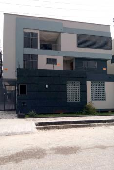 Newly Built Spacious 5 Bedroom Semidetached Duplex with a Room Bq, Fitted Kitchen, Etc, Lekki Phase 1, Lekki, Lagos, Semi-detached Duplex for Sale