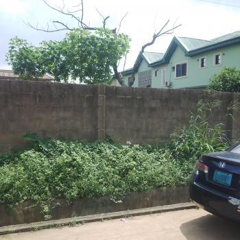 Gated Fenced Land, Gra Scheme 1, Oko-oba, Agege, Lagos, Residential Land for Sale