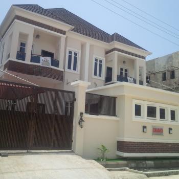 Luxury New Property, Osapa, Lekki, Lagos, Semi-detached Duplex for Sale