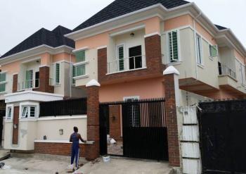 4 Bedroom Detached House with Bq, Osapa, Lekki, Lagos, Detached Duplex for Sale