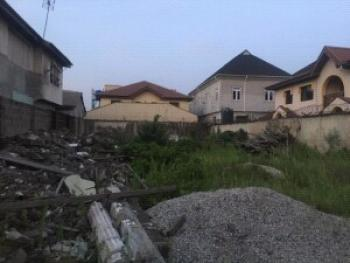 420sqm Fenced & Gated Land, Rev Emma Adubifa Street, Omole Phase 1, Ikeja, Lagos, Mixed-use Land for Sale