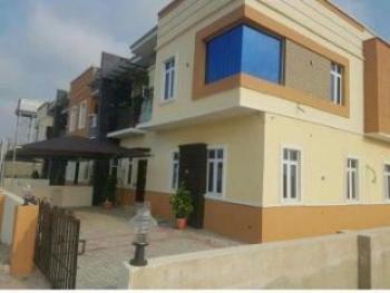 4 Bedroom Terrace Duplex with a Room Bq, Living Gold Estate, Banana Island, Ikoyi, Lagos, Terraced Duplex for Sale