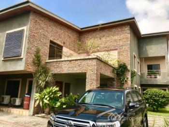 a Nice Luxury Tastefully Finished 5 Bedrooms Semi Detached Duplex with 2 Rooms Bq with C of O Etc, Off Babatunde Anjous Street, Lekki Phase 1, Lekki, Lagos, Semi-detached Duplex for Sale