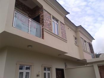 a Creditably Fantastic 4 Bedroom Semi Detached Duplex with a Room B.q, Agungi, Lekki, Lagos, Semi-detached Duplex for Rent