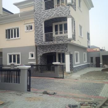 Luxury 5 Bedroom with Pool, Osapa, Lekki, Lagos, Detached Duplex for Rent