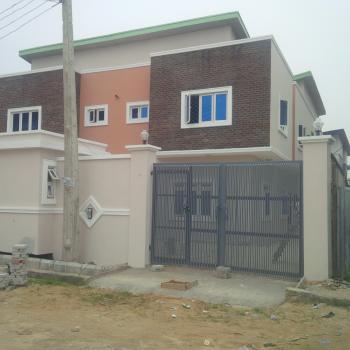 Brand  New 4 Bedroom with Bq, Agungi, Lekki, Lagos, Semi-detached Duplex for Rent