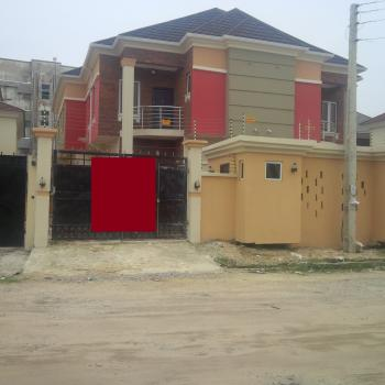 Luxury 4 Bedroom with Bq, Orchid Road, Chevy View Estate, Lekki, Lagos, Semi-detached Duplex for Rent