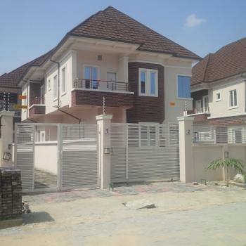 New 4 Bedroom with Bq, Idado, Lekki, Lagos, Semi-detached Duplex for Rent