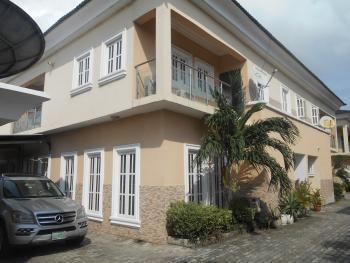 Luxury 2 Units of  4 Bedroom Terrace Duplex with a  Room Bq, Ikate Elegushi, Lekki, Lagos, Terraced Duplex for Rent