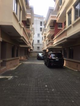 Service 5 Bedroom Semi Detached, Oniru, Victoria Island (vi), Lagos, Semi-detached Duplex for Sale